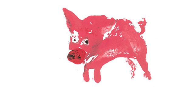 lilla grisen